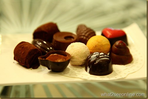Chocolate Passion offers tiny bites of deliciousness by what2seeonline.com